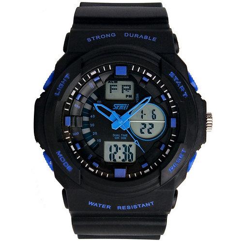 Skmei - Reloj 0955BU Análogo-Digital para Hombre