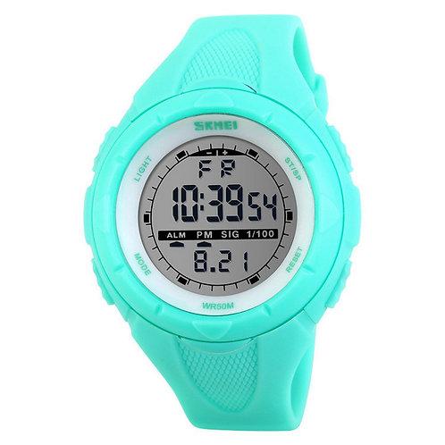 Skmei - Reloj 1074BU Digital para Mujer