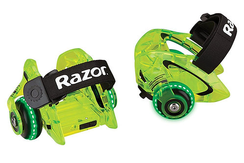 Razor - Patines Jetts DLX Heel Wheels Sacachispas