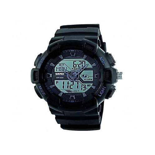 Skmei - Reloj 1189BKBK Análogo/Digital para Hombre