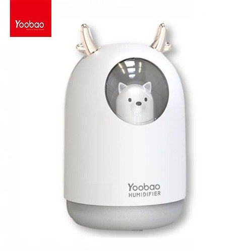 Yoobao - Humidificador 300ml Blanco
