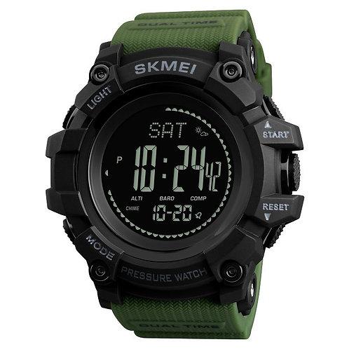Skmei - Reloj 1358AG Digital para unisex