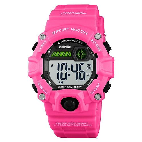 Skmei - Reloj 1484RS Digital para Niña