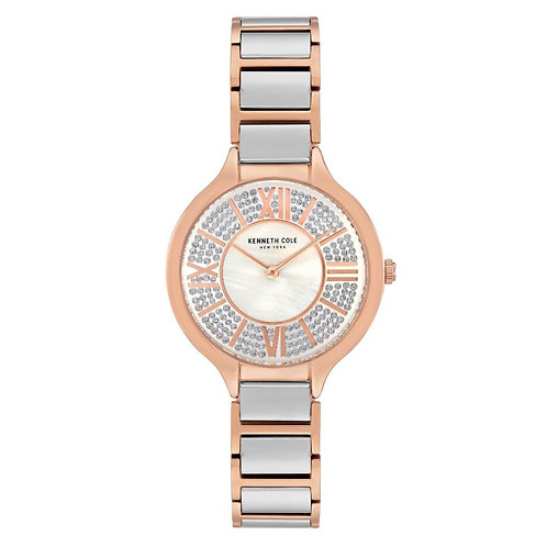 Kenneth Cole New York - Reloj KC51011004 Mujer