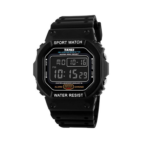 Skmei - Reloj 1134BKBK Digital para Unisex