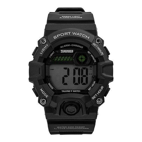 Skmei - Reloj 1162BK-CN Digital para Hombre