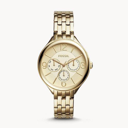 Fossil - Reloj BQ3128 Análogo para Mujer