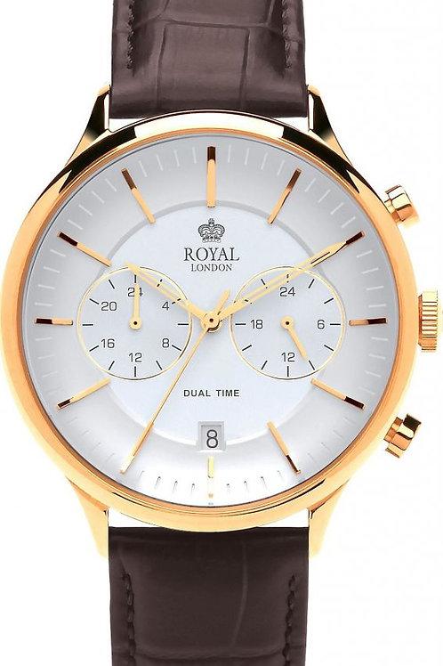 Royal London - Reloj 41372-03 Análogo para Hombre