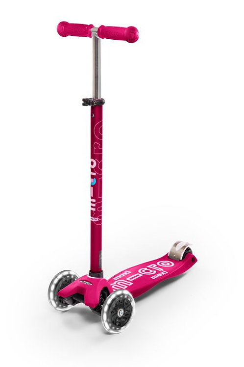 Micro - Scooter Maxi Deluxe LED MMD077