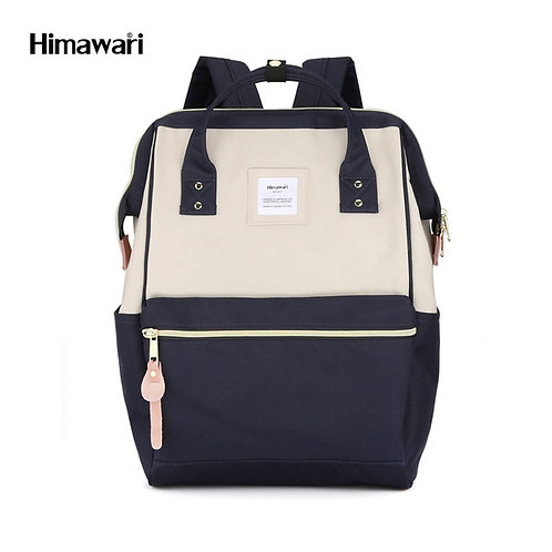 Himawari - Mochila Holly Daze H9001-19 Blanco