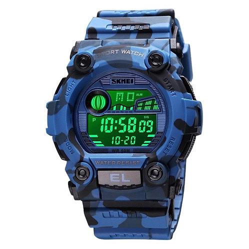 Skmei - Reloj 1635CMBU Digital para Mujer