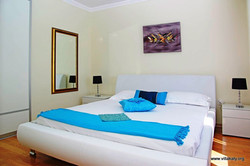 Bedroom three - XL bed