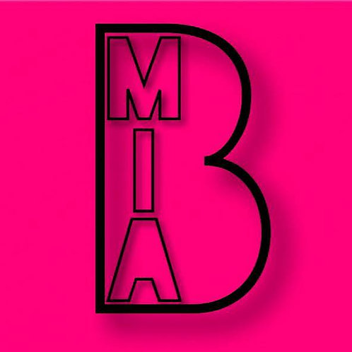 "Bury MIA Sticker - 2"" by 2"""
