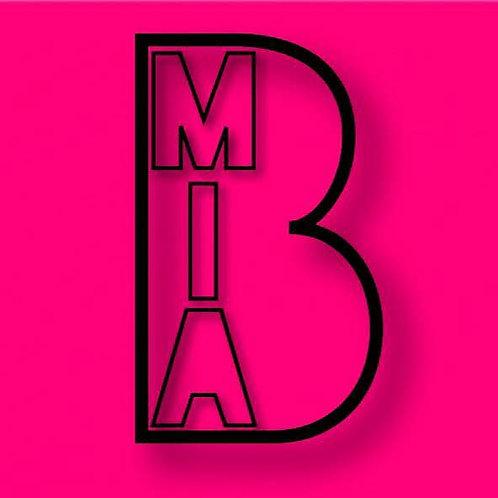 """Bury MIA Sticker - 2"""" by 2"""""""