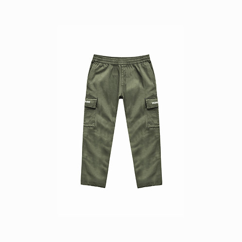 Cargo Pants Oversize / Verde Militar