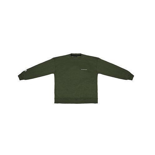 Homie´s sweater military green