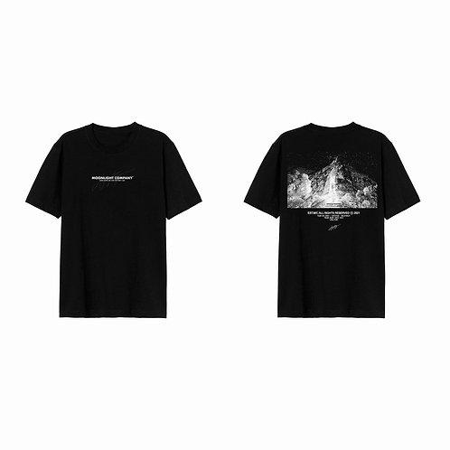 Brv Tee / all black