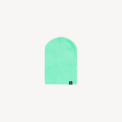 Chill Beanie Green water