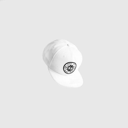 Snapback Moonlight / All White