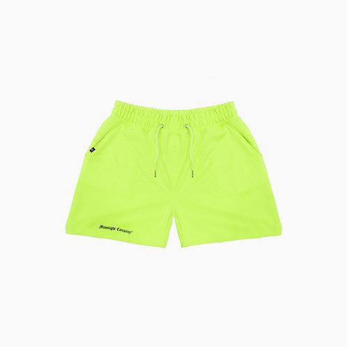 Fresh Shorts Energy Green