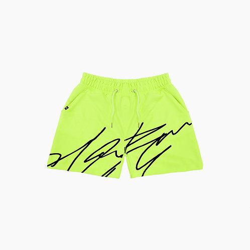Fresh Shorts x Brv Energy Green