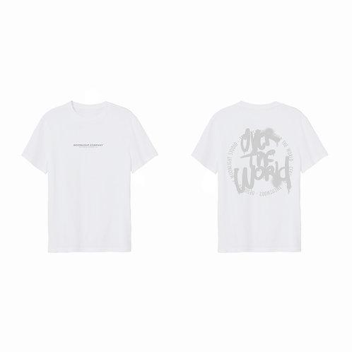 OTW Tee / all white