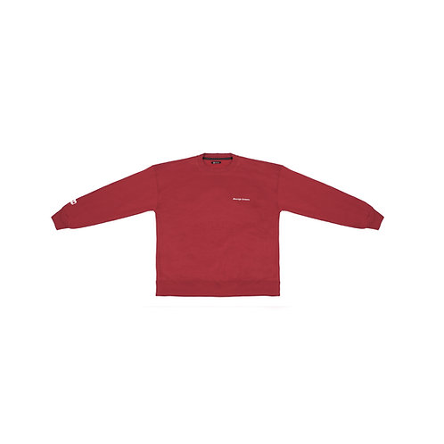 Homie´s sweater red wine