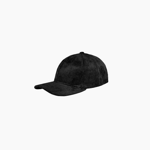 Baseball cap de corduroy / All Black