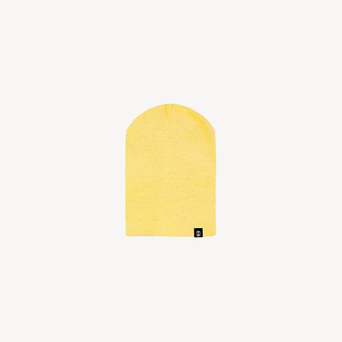 Chill Beanie Light Yellow