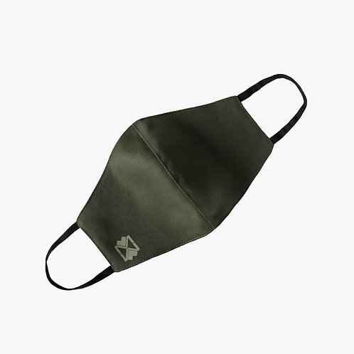 Face Mask - Military Green