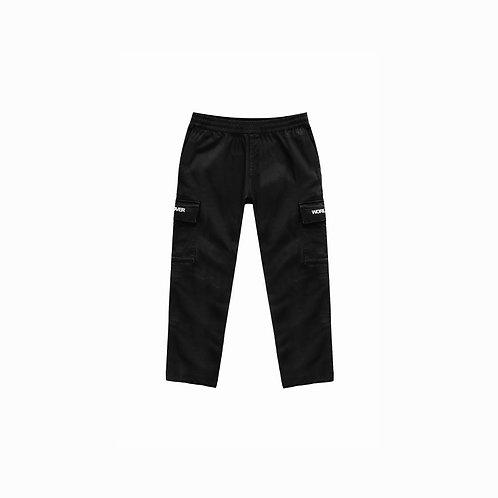 Cargo Pants Oversize / Negro