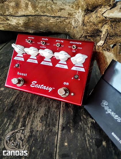 Bogner Ecstasy Red Overdrive/Distortion
