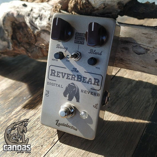 Lavielectro The ReverBear Digital Reverb