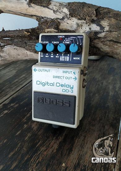Boss Digital Delay DD-3 Pink Label
