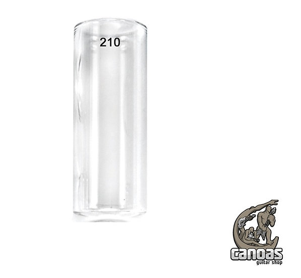 Slide de Vidro Dunlop PYREX Médio – 210 SI