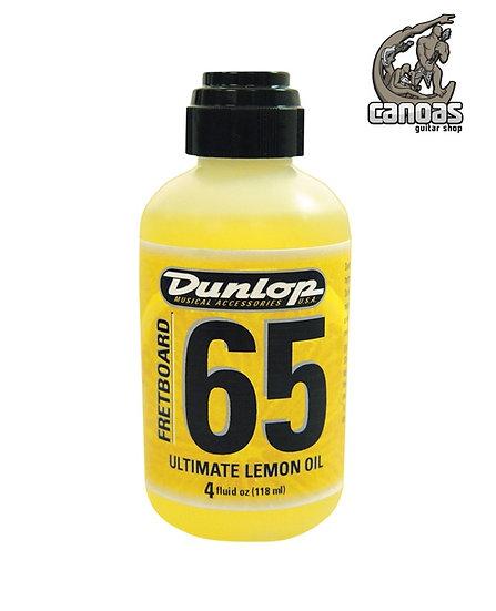 Dunlop F65 Óleo de Limão para escalas
