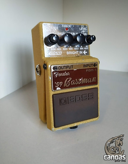 Boss Fender '59 Bassman FBM-1