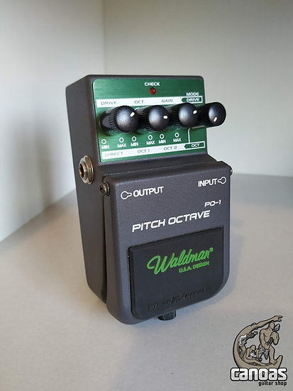 Waldman Pitch Octave PO-1