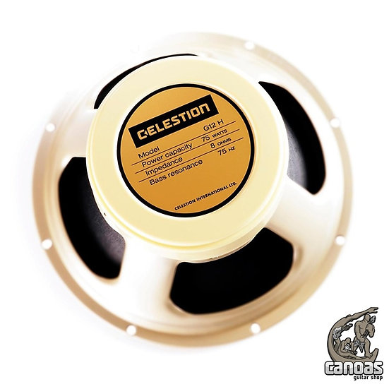 Alto-Falante Celestion Creamback G12H-75w 8 ohm Made in UK