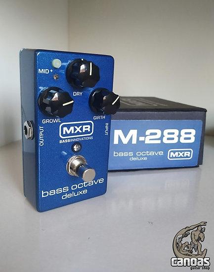 MXR Bass Octave Deluxe M-288