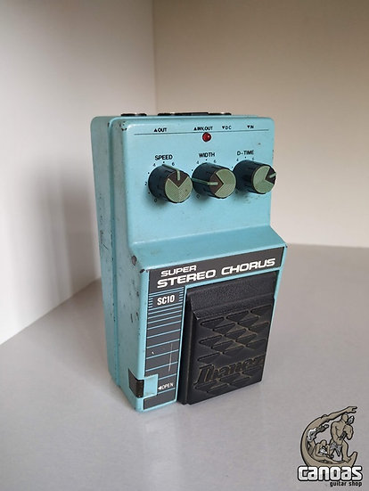 Ibanez Super Stereo Chorus SC10 Made in Japan