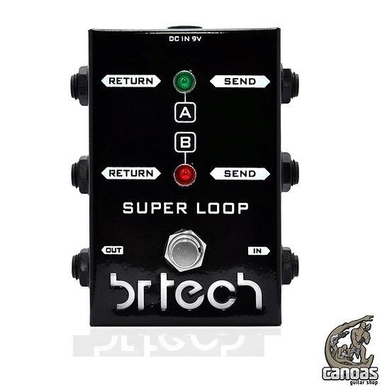 Br Tech Super Loop A/B Line Selector