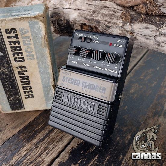 Arion Stereo Flanger SFL-1
