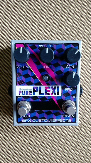 Efx Custom Effects Pure Plexi