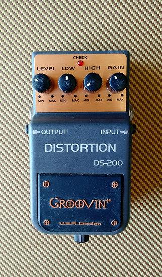 Groovin Distortion DS-200