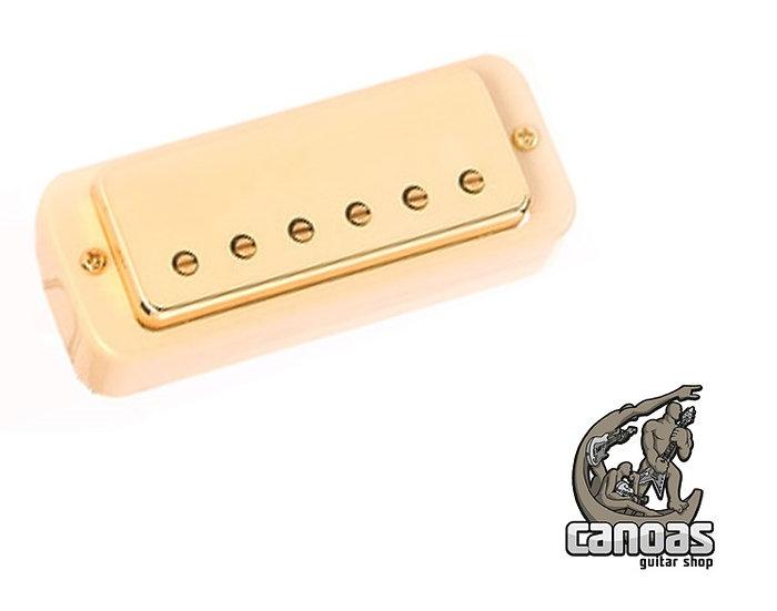 Captador Gibson Mini-Humbucker Ponte Dourado IMMHTGH