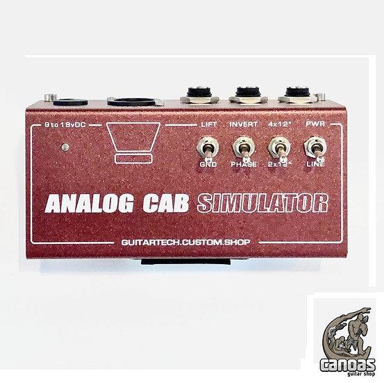Guitartech Analog Cab Simulator