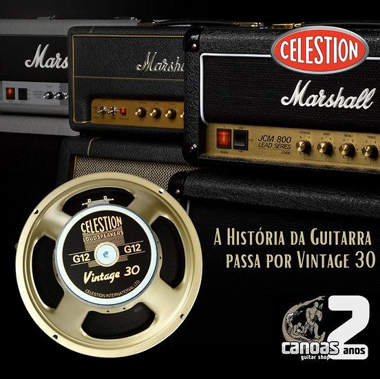 "Alto Falante Celestion Vintage 30 12"" 60w 8 Ohms"