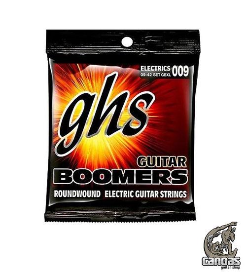 Encordoamento GHS Guitar Boomers .009/ .042.