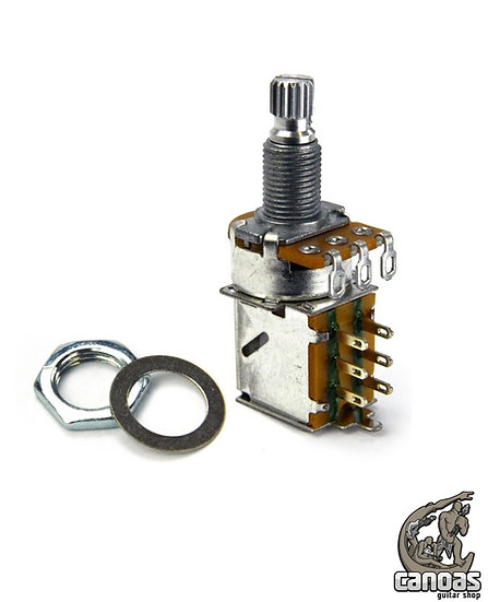 Potenciômetro Santo Angelo Push Pull A500K